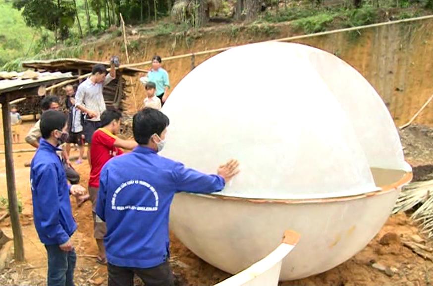 Nguyên lý hoạt động của hầm biogas
